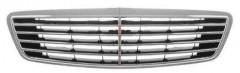 Решетка радиатора для Mercedes S-class W220 '98-02 комплект (Tempest)