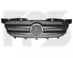 Решетка радиатора для Mercedes Sprinter '06- (Tempest)