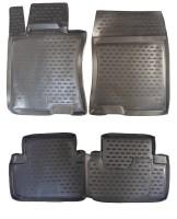 Коврики в салон для Honda Accord 8 '08-13 EUR полиуретановые (Novline / Element)