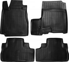 Коврики в салон для Honda CR-V '06-12 полиуретановые (Novline) с сабв.
