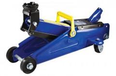 Домкрат автомобильный гидравлический подкатной 2 т. в картонной упаковке ДП-20007  (Витол)