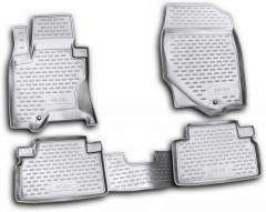 Коврики в салон для Infiniti FX37 / FX50 / FX30D '09- полиуретановые (Novline / Element)