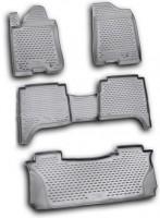 Коврики в салон для Infiniti QX56 '04-10 полиуретановые (Novline / Element)