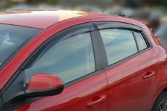 Дефлекторы окон для Fiat Bravo '07- (Cobra)