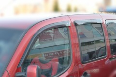 Дефлекторы окон для Fiat Doblo '01-09, 4шт. (Cobra)