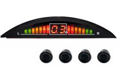 Парктроник Falkon 2616 с датчиками черного цвета (4 датчика)