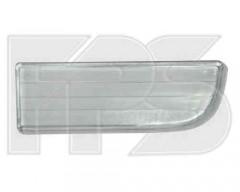 Стекло противотуманной фары для BMW 7 E38 '94-02 левое, бензин. (FPS)