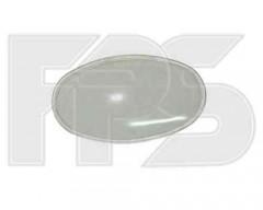Стекло противотуманной фары для Mazda 3 '04-09 Хетчбек, левое/правое (FPS)