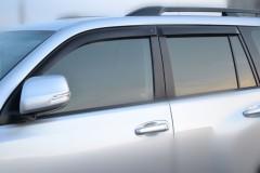 Дефлекторы окон для Toyota LC Prado 150 '10-, 4шт. (Cobra)