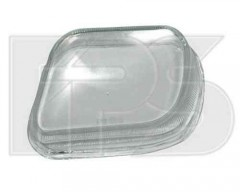 Стекло противотуманной фары для Mercedes E-Class W210 '95-99 левое, прозрачн. (FPS)