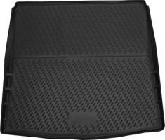 Коврик в багажник для Mazda 3 '14- седан, полиуретановый (Novline / Element)