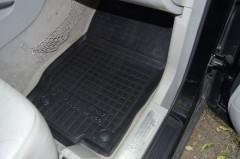 Фото 11 - Коврики в салон для Mercedes ML-Class W164 '05-11 резиновые, черные (AVTO-Gumm)