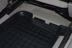 Фото 17 - Коврики в салон для Mercedes ML-Class W164 '05-11 резиновые, черные (AVTO-Gumm)