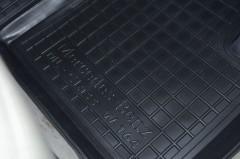 Фото 19 - Коврики в салон для Mercedes ML-Class W164 '05-11 резиновые, черные (AVTO-Gumm)