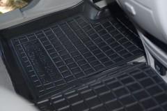 Фото 20 - Коврики в салон для Mercedes ML-Class W164 '05-11 резиновые, черные (AVTO-Gumm)