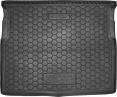 Коврик в багажник для Citroen C4 Picasso '13- резиновый (Avto-Gumm)