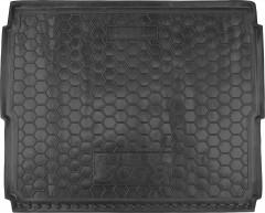 Коврик в багажник для Peugeot 3008 '09-16 верхний, резиновый (Avto-Gumm)
