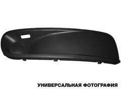 Решетка бампера для Skoda Fabia II '10-14 без ПТФ, правая (FPS)