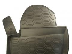 Фото 9 - Коврики в салон для Nissan Pathfinder '05-14 полиуретановые, черные (Novline) EXP.999RMR51MC