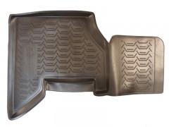 Фото 11 - Коврики в салон для Nissan Pathfinder '05-14 полиуретановые, черные (Novline) EXP.999RMR51MC