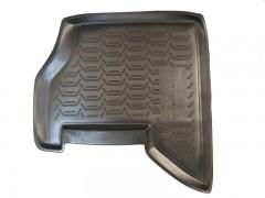 Фото 12 - Коврики в салон для Nissan Pathfinder '05-14 полиуретановые, черные (Novline) EXP.999RMR51MC