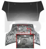 Капот для Ford Fiesta '06-09 (FPS) FP 2802 280