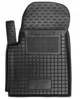 Коврик в салон водительский для Chery E5 '12- резиновый, черный (AVTO-Gumm)