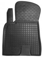 Коврик в салон водительский для Chery Tiggo '12-14 резиновый, черный (AVTO-Gumm)