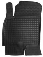 Коврик в салон водительский для Chevrolet Epica '07-12 резиновый, черный (AVTO-Gumm)