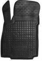 Коврик в салон водительский для Chevrolet Tracker '13- резиновый, черный (AVTO-Gumm)