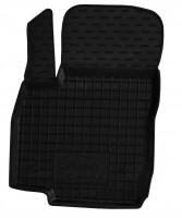 Коврик в салон водительский для Ford B-Max '12- резиновый, черный (AVTO-Gumm)