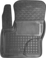 Коврик в салон водительский для Ford C-Max '07-10 резиновый, черный (AVTO-Gumm)