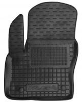 Коврик в салон водительский для Ford Kuga '08-13 резиновый, черный (AVTO-Gumm)