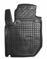 Коврик в салон водительский для Geely LC Cross /GX2 '10- резиновый (AVTO-Gumm)
