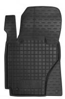 Коврик в салон водительский для Geely MK Sedan '06-14 резиновый, черный (AVTO-Gumm)
