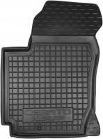 Коврик в салон водительский для Kia Cerato Koup '09- резиновый, черный (AVTO-Gumm)