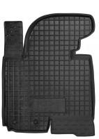 Коврик в салон водительский для Kia Sportage '10-15 резиновый, черный (AVTO-Gumm)
