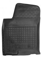 Коврик в салон водительский для Lexus GX  '09- резиновый, черный (AVTO-Gumm)