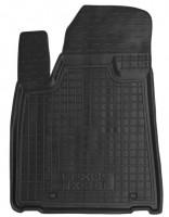 Коврик в салон водительский для Lexus RX '09- резиновый, черный (AVTO-Gumm)
