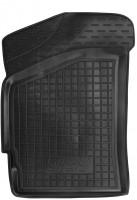 Коврик в салон водительский для Lifan 320 '11- резиновый, черный (AVTO-Gumm)