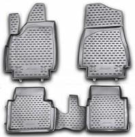 Коврики в салон для Lada (Ваз) Niva 2121 '94-06 3 дв. полиуретановые (Novline / Element)