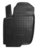 Коврик в салон водительский для Toyota RAV4 '13-16 резиновый, черный (AVTO-Gumm)