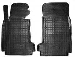 Коврики в салон передние для BMW 5 E39 '96-03 резиновые, черные (AVTO-Gumm)
