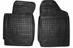 Фото 1 - Коврики в салон передние для BYD F3 '05- резиновые, черные (AVTO-Gumm)  МКПП
