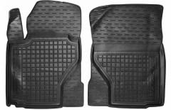 Коврики в салон передние для Great Wall Hover M4 '13- резиновые (AVTO-Gumm)
