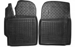 Коврики в салон передние для Great Wall Voleex C10 '11- резиновые (AVTO-Gumm)