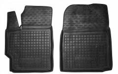 Коврики в салон передние для Great Wall Voleex C30 '10- резиновые (AVTO-Gumm)