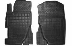 Коврики в салон передние для Great Wall Voleex C50 '12- резиновые (AVTO-Gumm)
