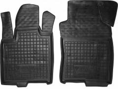 Коврики в салон передние для Lancia Ypsilon 11- резиновые (AVTO-Gumm)