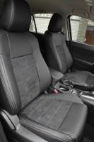 Авточехлы Leather Style для Mazda CX-5 '12-17 (MW Brothers)